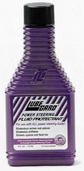 Lubegard Power Steering Fluid Protectant 4 Oz.