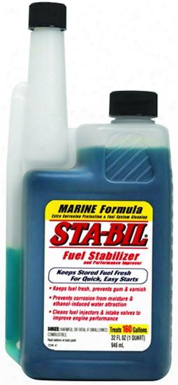 Marine Formula Sta-bil Fuel Stabilizer 32 Oz.