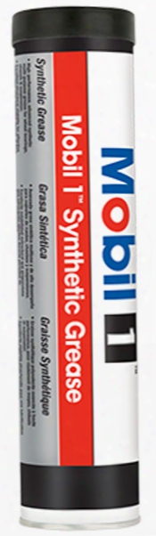 Mobil 1 Synthetic Universal Grease Cartridge 12.5 Oz.