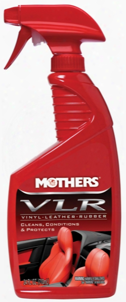 Mothers Vinyl Leather & Rubber Vlr Care 24 Oz.