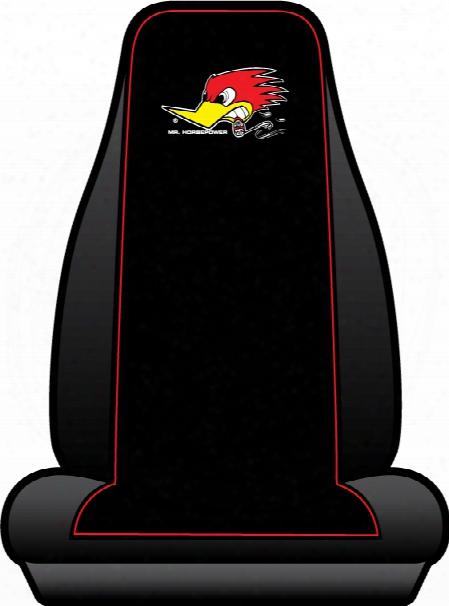 Mr. Horsepower Seat Cover