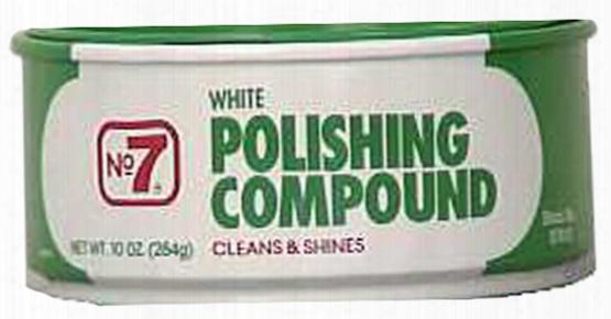 No.7 White Polish Compound