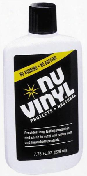 Nu Vinyl Protectant 7.75 Oz.