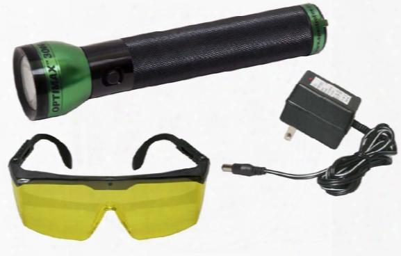 Optimax 3000 Cordless Led Leak Detection Flashlight