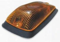 Pacer Chevy Style Single Replacement Running Light Amber