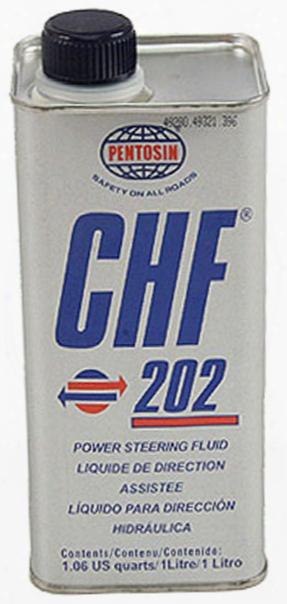 Pentosin Chf202 Power Steering Fluid 1 Qt