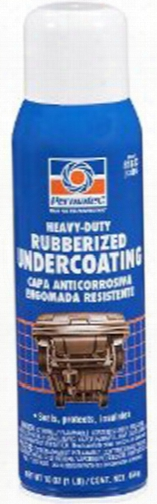 Permatex Heavy Duty Rubberized Undercoating 16 Oz