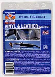 Permatex Pro Style Vinyl & Leather Repair Kit