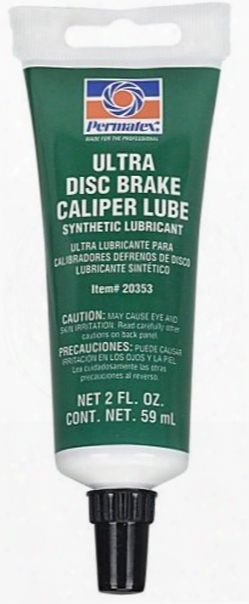 Permatex Ultra Disc Brake Caliper Lubricant 2 Oz