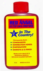 Red Angel A/c Stop Leak & Conditioner 2 Oz.