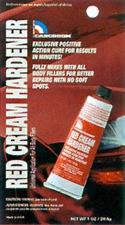 Red Cream Hardener 1 Oz.