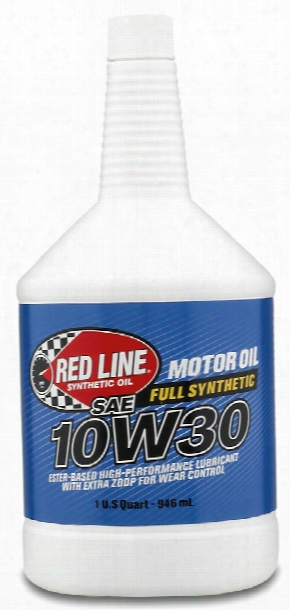 Red Line 10w30 Synthetic Motor Oil 1 Qt.
