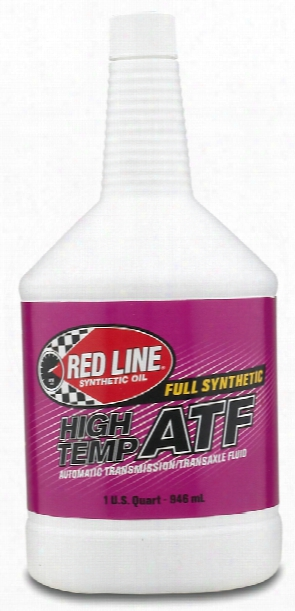 Red Line High-temp Automatic Transmission Fluid 1 Qt