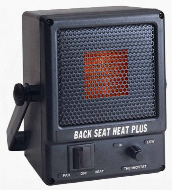 Road Worthy 12v Portable Back Seat Heater