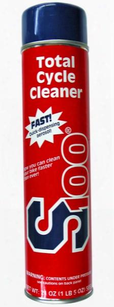 S100 Aerosol Total Cycle Cleaner