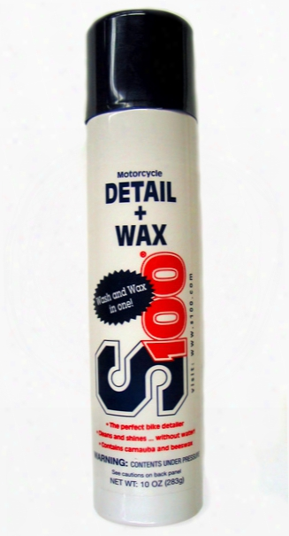 S100 Motorcycle Detail Wax