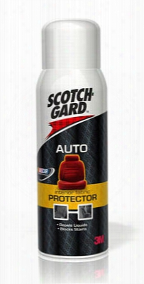 Scotchgard Auto Care Fabric And Upholstery Protector