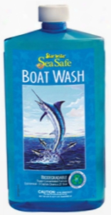 Sea Safe Concentrated Boat Wash 32 Oz.