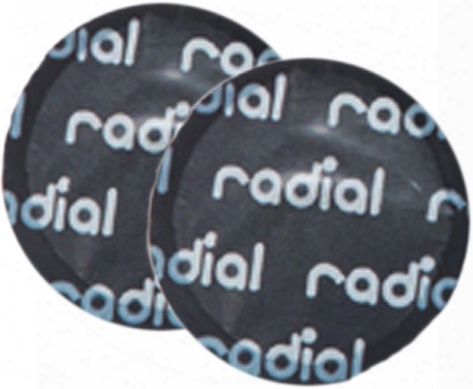 """Small 1"""" Round Universal Tire Seal Box Of 30"""