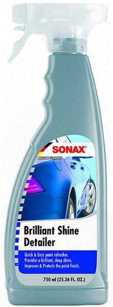 Sonax Brillant Shine Spray Detailer 25 Oz