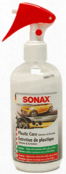 Sonax Plastic Care Spray 10.14 Oz