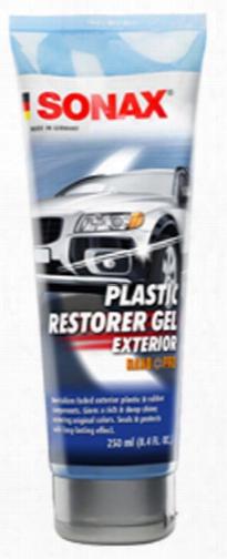 Sonax Plastic Restorer Gel 250 Ml