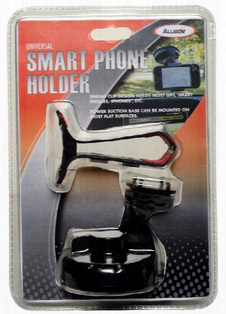 Spring Loaded Smartphone & Gps Holder