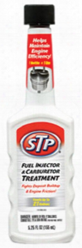 Stp Fuel Injector & Carburetor Cleaner 5.25 Oz.