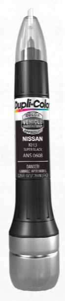 Super Black For Infiniti & Nissan All-in-1 Scratch Fix Pen - Kh3 2006-2016