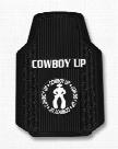 Cowboy Up - Universal Front Mats 2 Pc.