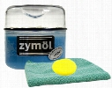 Zymol Japon Wax 8 Oz & Microfiber Cloth & Foam Pad Kit