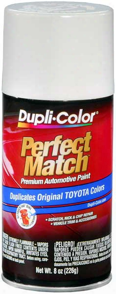 Toyota Natural White Auto Foam Paint - 056 1996-2010