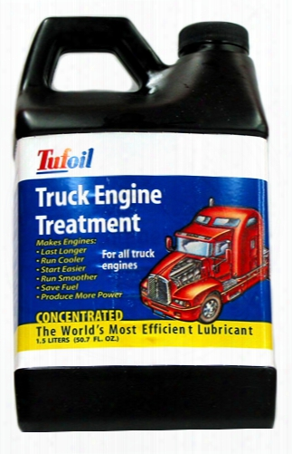 Tufoil Engine Treatment For Trucks 50 Oz