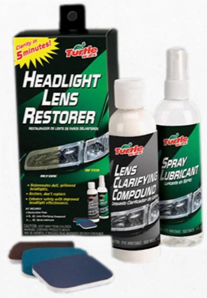 Turtle Wax Headlight Lens Restorer