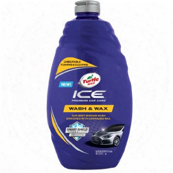 Turtle Wax Ice Premium Care Car Wash 48 Oz