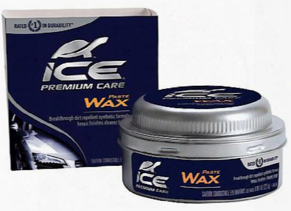 Turtle Wax Ice Premium Care Paste Polish