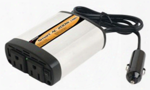 Wagan Smart Ac 200 Watt Usb Power Inverter