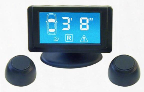 Wireless Back-up Sensor