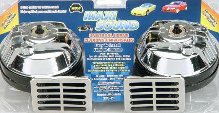 Wolo Maxi Sonud Chrome Universal Horn