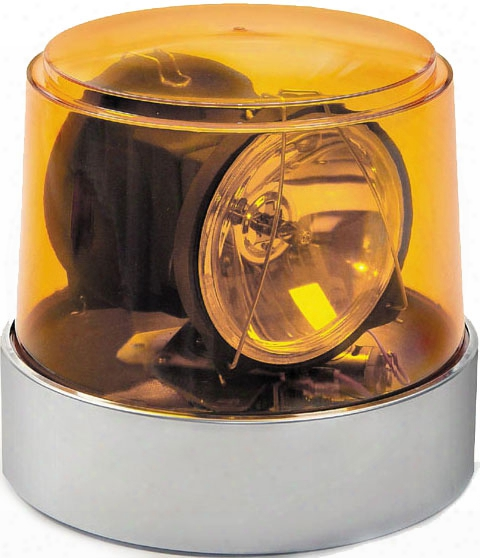 Wolo Power Beam Heavy Duty Warning Light
