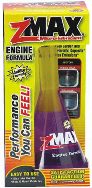 Zmax Engine Treatment 12 Oz.