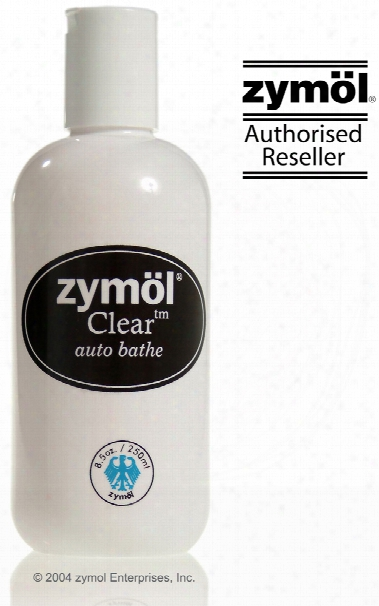 Zymol Clear Auto Bathe 8.5 Oz.