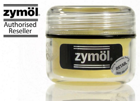 Zymol Detail Aerodynamic Wax 2 Oz