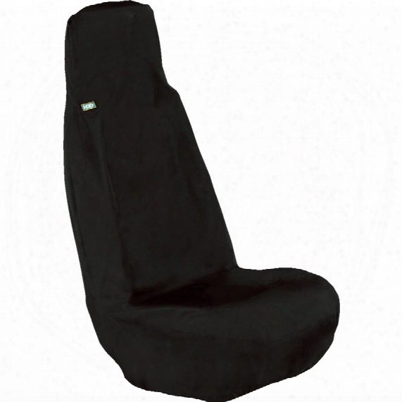 Hdd Universal Front Black Seat Cover