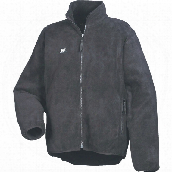 Helly Hansen 72065 Red Lake Men's Black Jacket - Size Xl