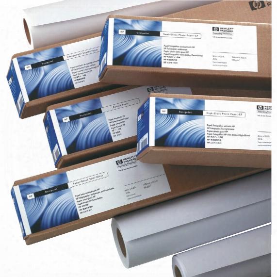 Hewlett Packard C6035a Designjet 610mmx45 M Inkjet Paper Roll 90g