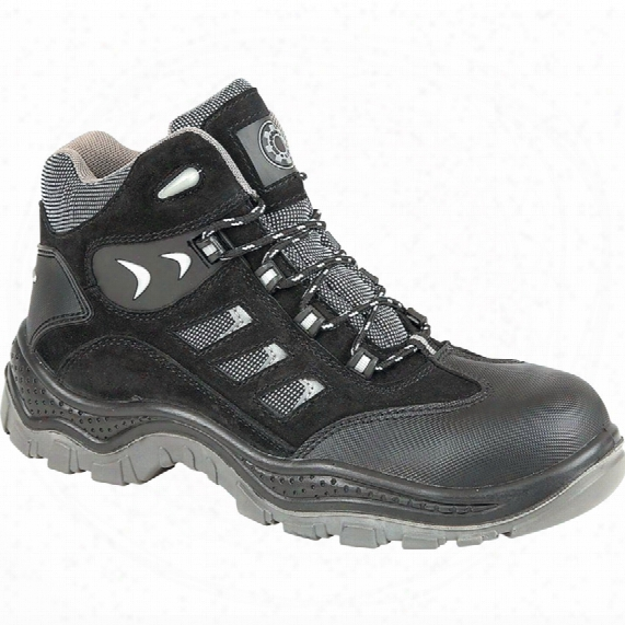 Himalayan 4114 Black Safety Boots Size - 8