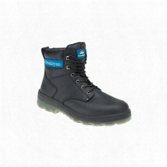Himalayan 5015 Black Safety Boots - Size 8