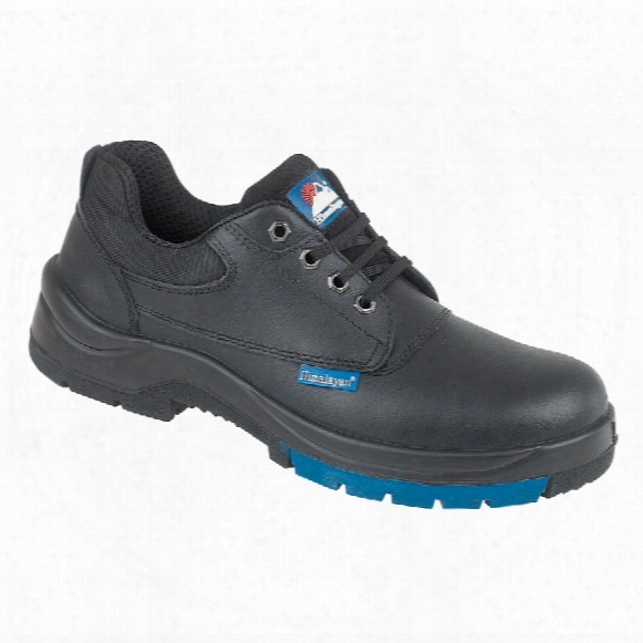 Himalayan Hygrip Pu/rubber S3 Safety Shoe M/s Blk Sz.13-5106