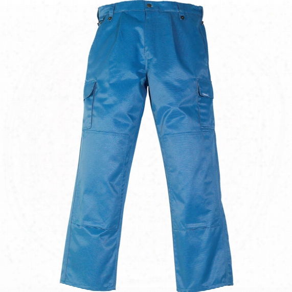 Himalayan W204 Blue Driver Trousers - Size 30r